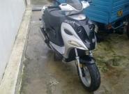 Yamaha Aerox Kreidler sg - (montagem Yamaha)