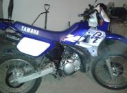 Yamaha DT dtr 125