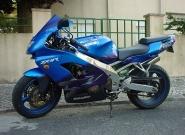 Kawasaki ZRX Ninja 900